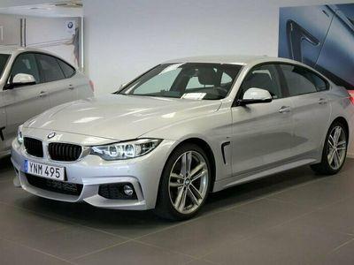 begagnad BMW 420 D
