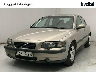begagnad Volvo S60 2.4 Business