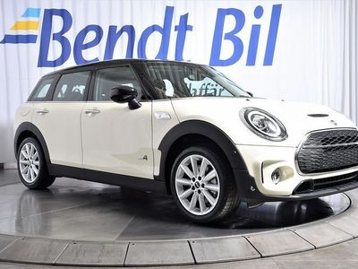 begagnad Mini Cooper S Clubman ALL4 Automat Essential Edition