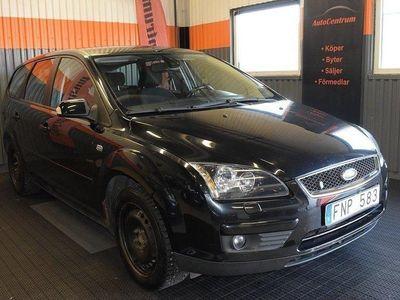 begagnad Ford Focus Kombi 1.8 F Duratec 125hk Nybes 0: