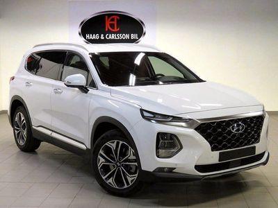 begagnad Hyundai Santa Fe 2.4 GDI 7s 188HK 6AT 4WD Pre