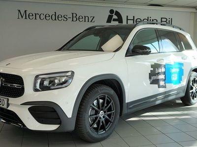 begagnad Mercedes GLB250 4MATIC AMG-Line
