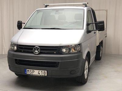 brugt VW Transporter T5 2.0 TDI Pickup (102hk)