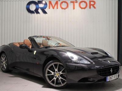 begagnad Ferrari California 4.3 V8 DCT 460hk Sportavg
