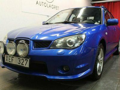 begagnad Subaru Impreza Kombi 2.0R Sport Wagon 4WD [KAMREMBYTT] 160hk