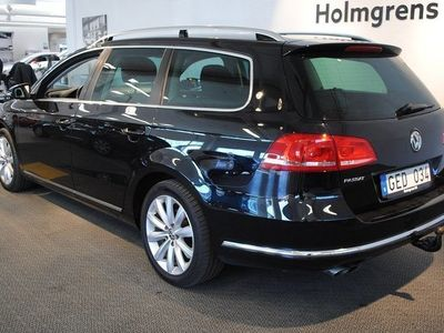 begagnad VW Passat 2.0 TDI BlueMotiont 4Motion (140hk)