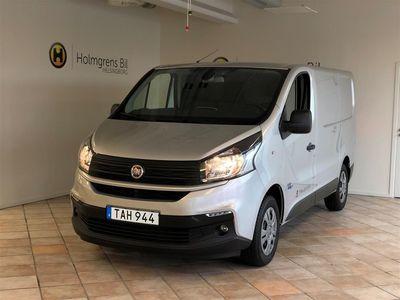 begagnad Fiat Talento Skåp L1H1 1.6 EcoJet TwinTurbo 125hk S/S 1,2 ton