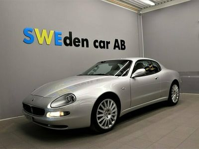 begagnad Maserati Coupé 4.2 V8 Cambiocorsa Sv såld 1000:-i månad