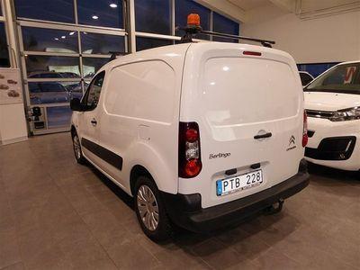 begagnad Citroën Berlingo 1,6HDi 3-sits (12Mån GARANTI -13
