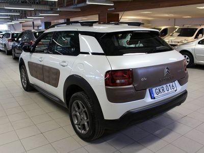 begagnad Citroën C4 Cactus PureTech 82Hk Bakkamera