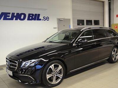 begagnad Mercedes E220 d/4Matic/Parkeringsvärmare/Dödsvinkelassistent/Navigation/