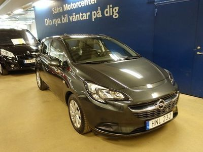 begagnad Opel Corsa 5-dörrar 1.4 Euro 6 90hk -18