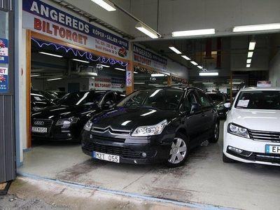begagnad Citroën C4 1.6 HDi Automat 109hk 0%Ränta