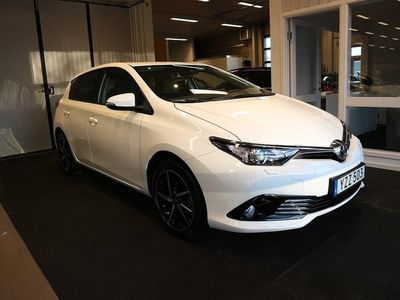 begagnad Toyota Auris 1.2T Activeplus 2017, Halvkombi 159 900 kr