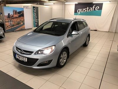 begagnad Opel Astra Sports Tourer 1.6 Euro 6 115hk