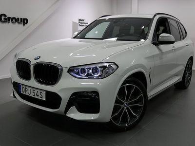 begagnad BMW X3 xDrive 30d | M Sportpaket | Connected
