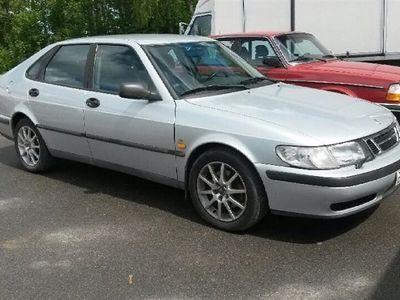 begagnad Saab 9-3 SE 5D 2.0i -99