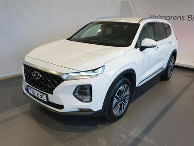 begagnad Hyundai Santa Fe 2.2 d A8 4WD Premium
