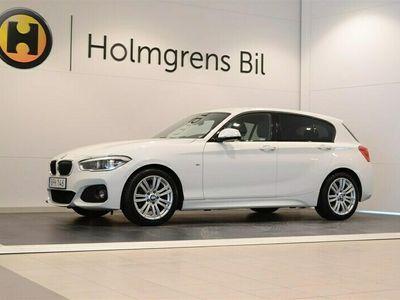 begagnad BMW 118 d M-Sport - Automat Navi HiFi (150hk)