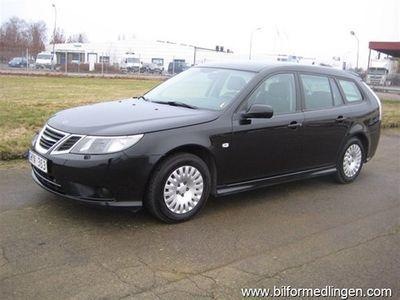 begagnad Saab 9-3 1.8t Linear Biopower Sportcombi