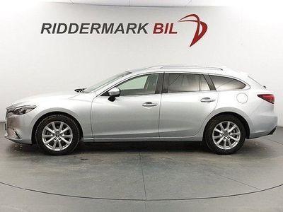 begagnad Mazda 6 2.2 DE AWD NAVI/EU6
