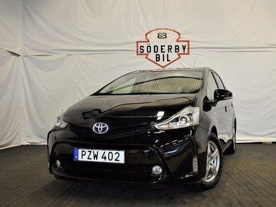 begagnad Toyota Prius+ 1.8VVT-i HYBRID/136HK/EU6/7-SIT