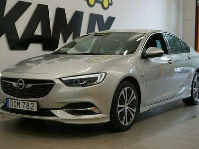 begagnad Opel Insignia Grand Sport   1.6   Turbo   Värmare   OPC-Line   Navi   SoV-Hjul   200hk