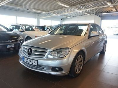 begagnad Mercedes C220 C BenzCDI CLASSIC KAMKEDJA Sedan 2008, Personbil 74 900 kr