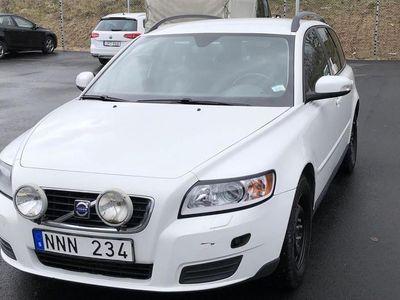 begagnad Volvo V50 1.8F