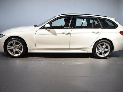 begagnad BMW 318 d xDrive Touring Model M Sport Navigation Drag