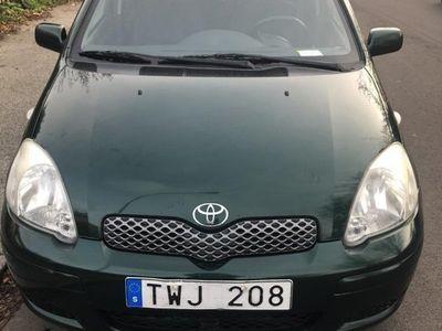 begagnad Toyota Yaris 5-dörrar 1.0 VVT-i