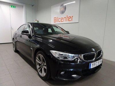 begagnad BMW 430 i xDrive Aut-M-Sport-H&K-Head up-Drag