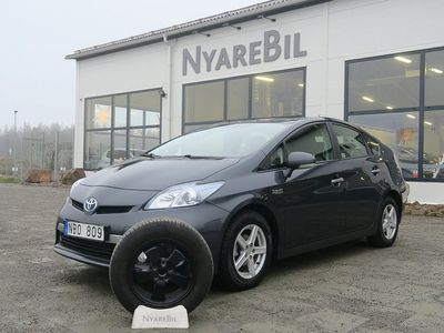 begagnad Toyota Prius Plug-in Hybrid 1.8 VVT-i 3JM CVT Automat Business 2013, Halvkombi 165 000 kr