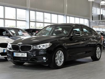 begagnad BMW 320 Gran Turismo i 184hk Euro 6 Drag