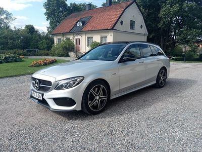 begagnad Mercedes C43 AMG / C450 AMG 4MATIC 367hk Sv-Såld Drag