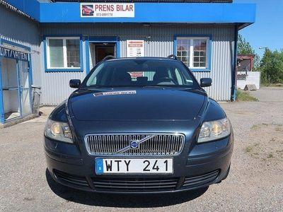 begagnad Volvo V50 1.8 125hk
