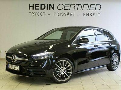 begagnad Mercedes B250 - Benze Plug - In AMG, Drag, Widescreen