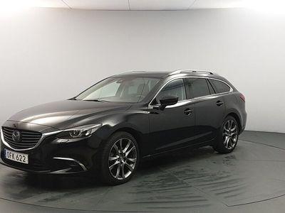 begagnad Mazda 6 2.2 DE 175hk SKYACTIV-D, MKT VÄLUTRUSTAD.