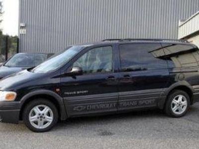 begagnad Chevrolet Trans Sport -04