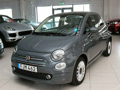 begagnad Fiat 500 1.2 Euro 6 70hk - Panorama