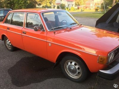 used Volvo 144 DL 1974