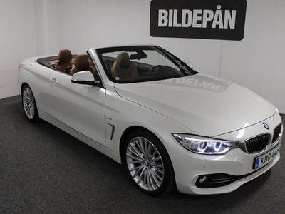 begagnad BMW 428 i Cabriolet