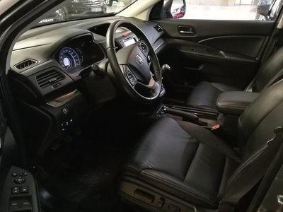 begagnad Honda CR-V 2,2 Executive Mt Nav