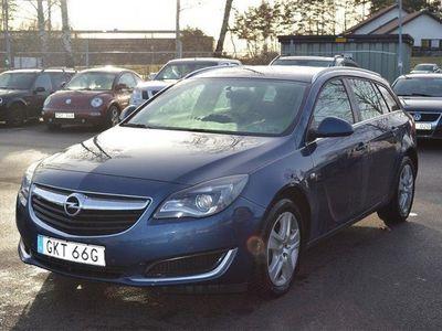 begagnad Opel Insignia 1,6-cdti-Sport Tourer-GPS-Aut -16