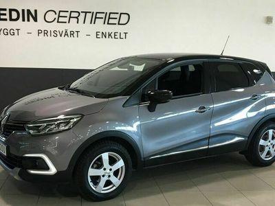 begagnad Renault Captur INTENS TCE 90HK