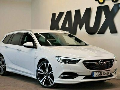 begagnad Opel Insignia OPC Line   Drag   Navi   360   HUD   Filassistans 2019, Kombi Pris 269 800 kr
