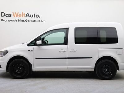 used VW Caddy TRENDL EU6 TGI 110HK DSG