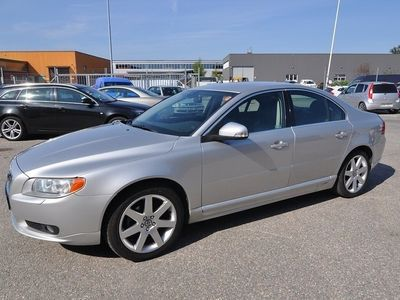 begagnad Volvo S80 2.4D Geartronic Momentum 163hk