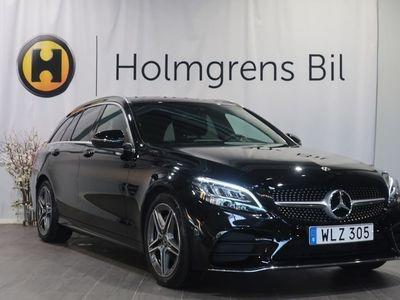 used Mercedes C200 d Kombi AMG (150hk) Nav / Värmare / Drag