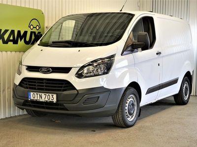 gebraucht Ford Custom TransitVan 2.2 TDCi S&V-hjul (100hk)